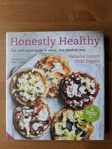 Honesty Health Book by Natasha Corrett