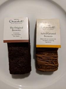 Hotel Chocolat Brownies