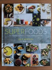 Superfoods book by Julie Montagu