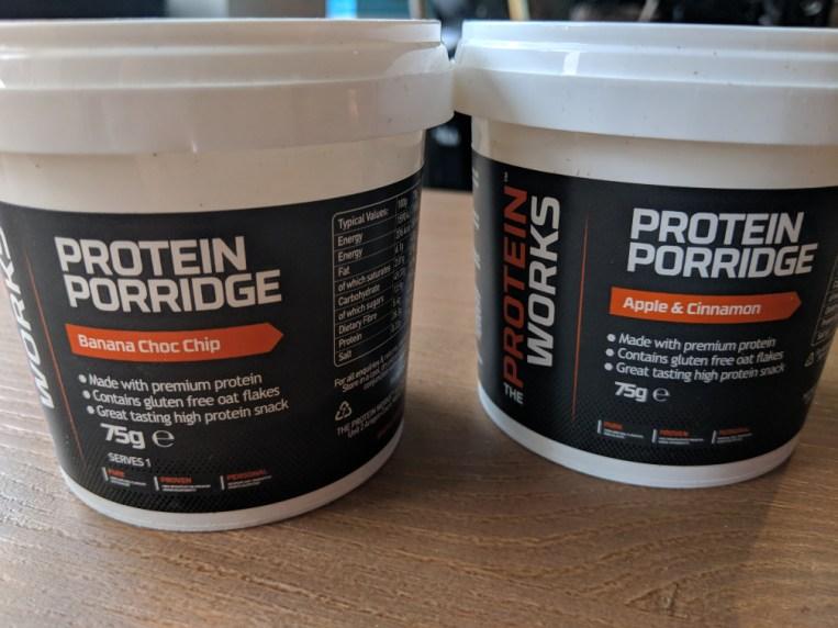 Protein Works Porridge