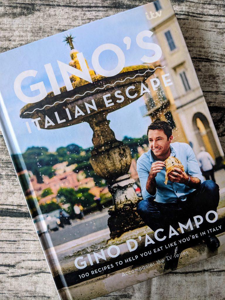 Gino's Italian Escape Book