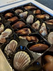 Guylian Sea Shell Chocolates