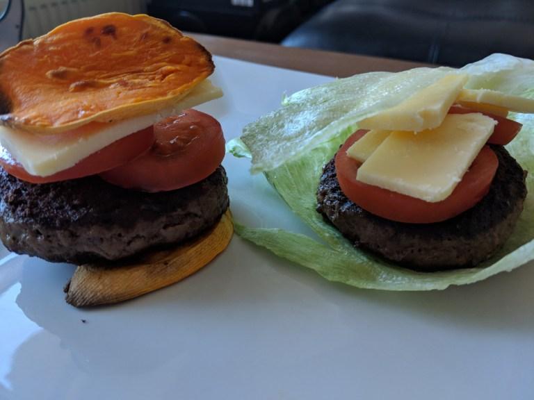 Alternative Burger Bun
