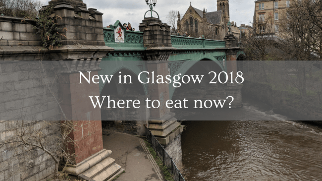 Featured Image - New in Glasgow 2018