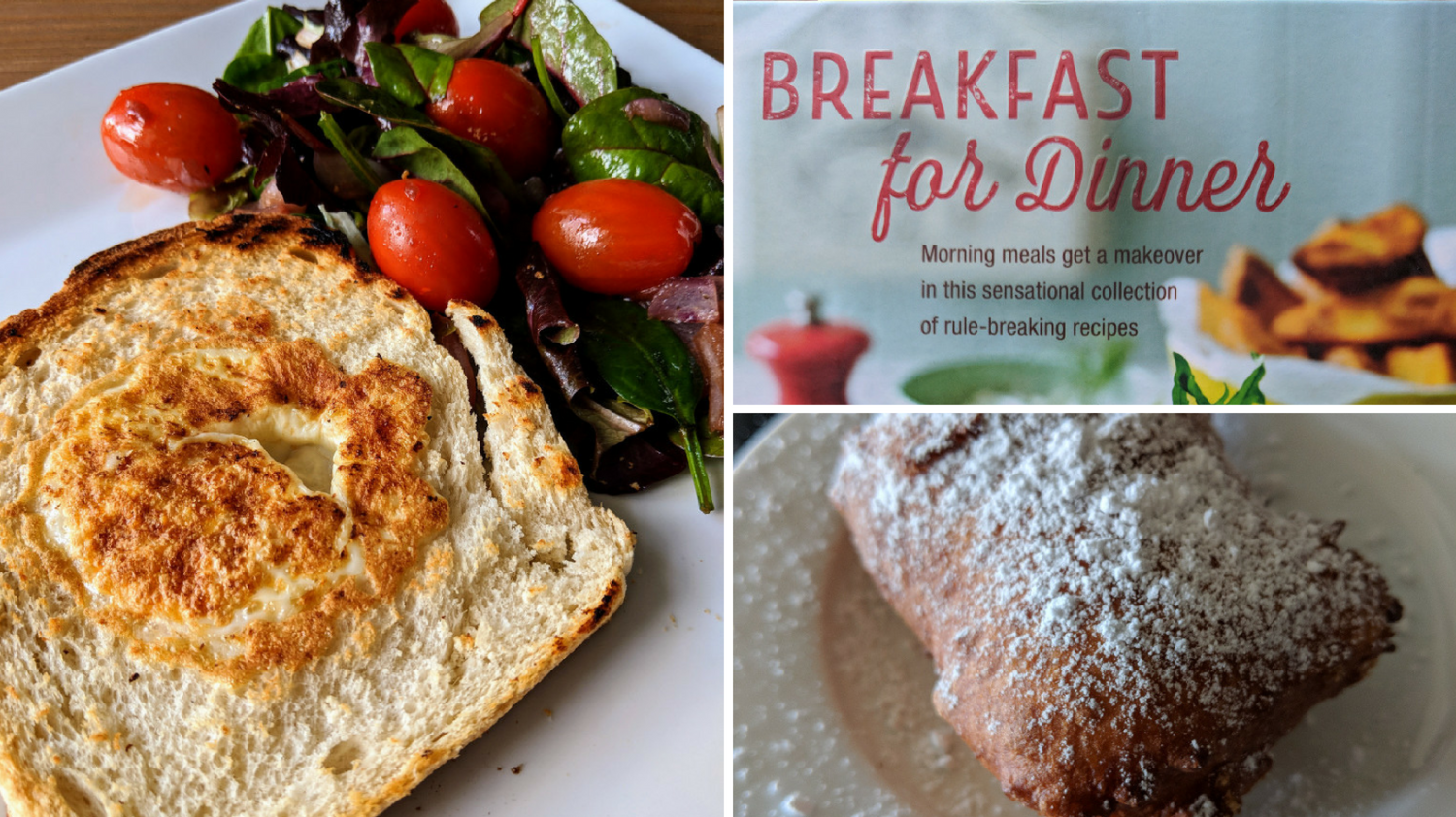 Featured Image - Breakfast for dinner