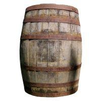 Barrel of Laughs? No, Just a Barrel.