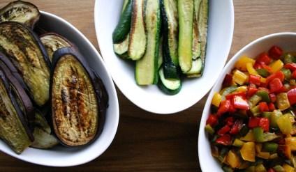 TheGoodGreeff mixed vegetable moussaka cooked veggies