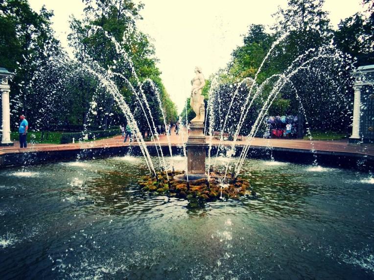 The Eve Fountain