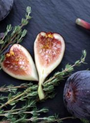 Fig and Thyme Royale ingredients