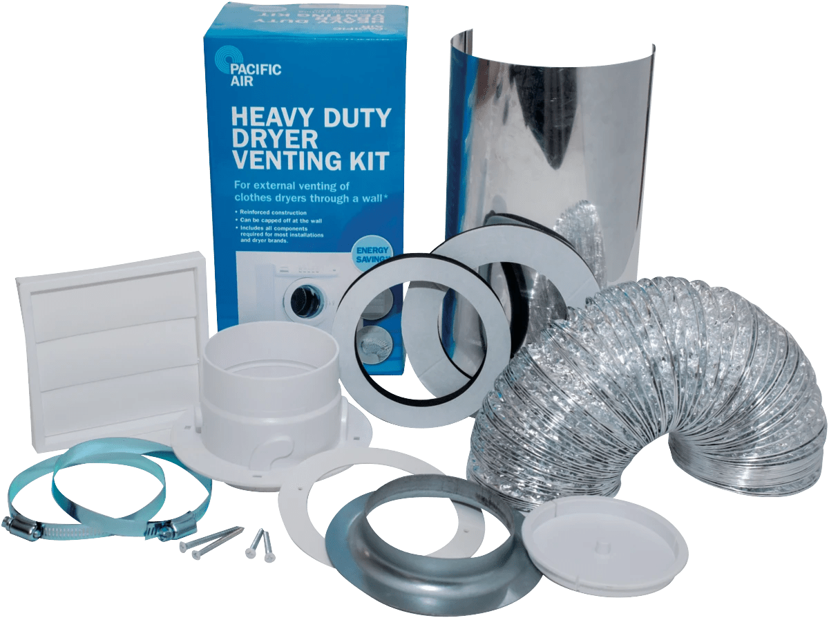 pacific airdryer venting kit