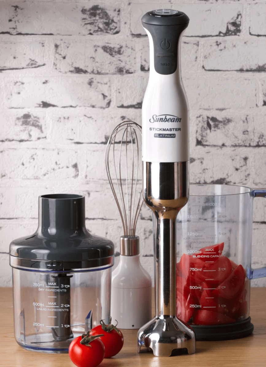 kitchen appliance store granite countertops pictures sunbeam sm9000 stickmaster platinum stick mixer at the ...