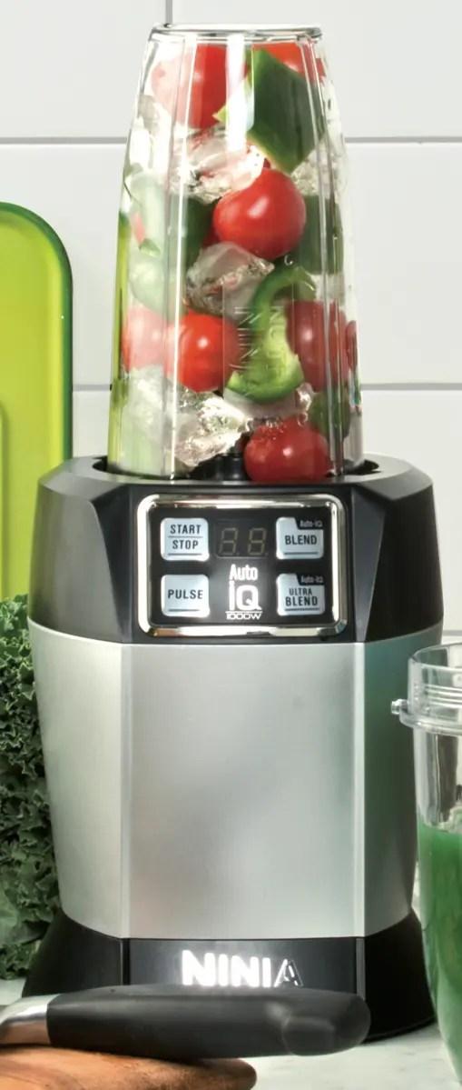 nija kitchen cabinet supplies ninja bl480nz nutri blender with auto iq at the good guys