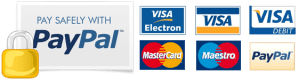 pay securely by card