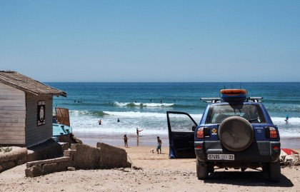 Taghazout, the surf capital of Morocco