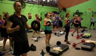 Power Bar Class - Castlemaine Group Fitness