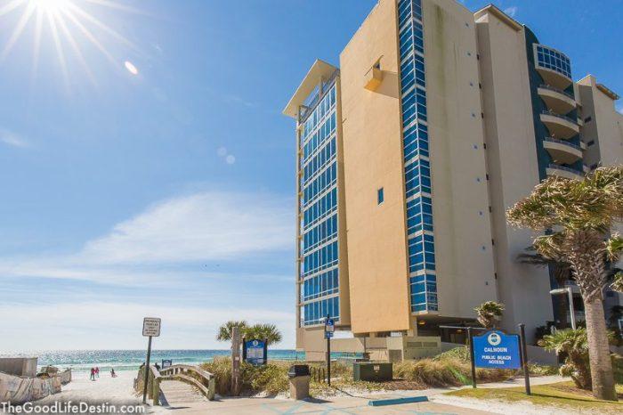 Public Beach Destin Florida