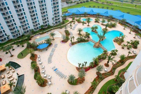 The Palms of Destin Pool