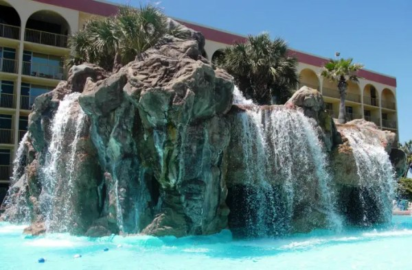Ramada Pool Destin Fort Walton Beach