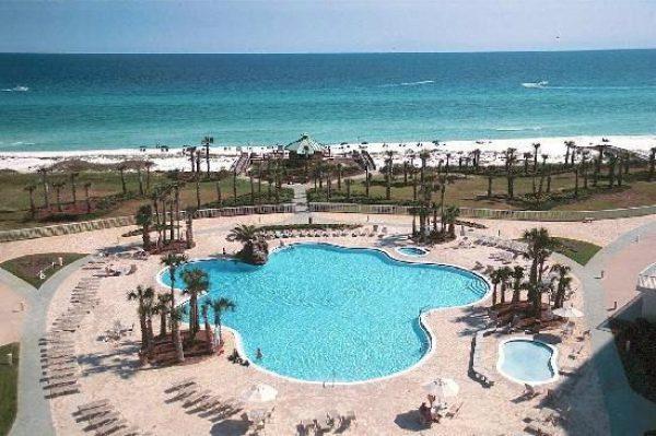 Silver Shells Pool Destin Florida