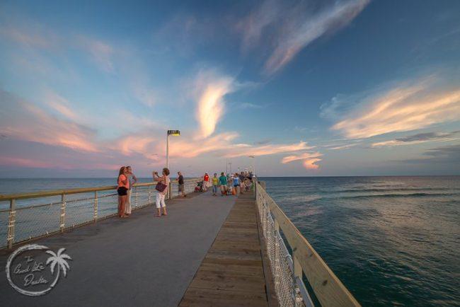 Okaloosa Island Boardwalk Pier