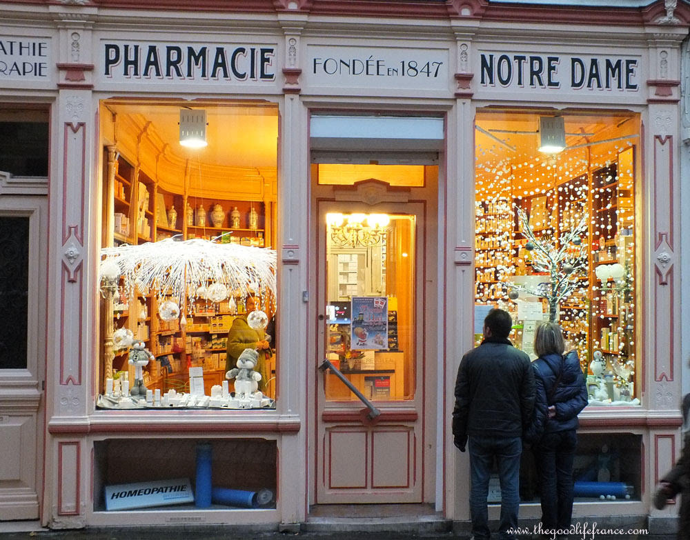 Gorgeous Chemist in France