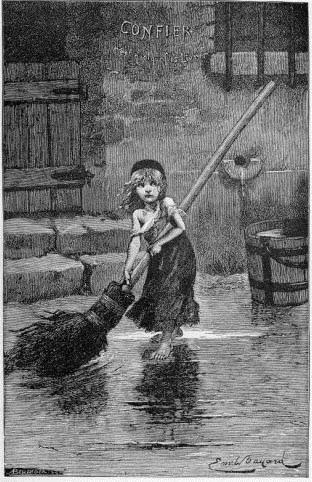 Cosette, Les Miserables, Victor Hugo