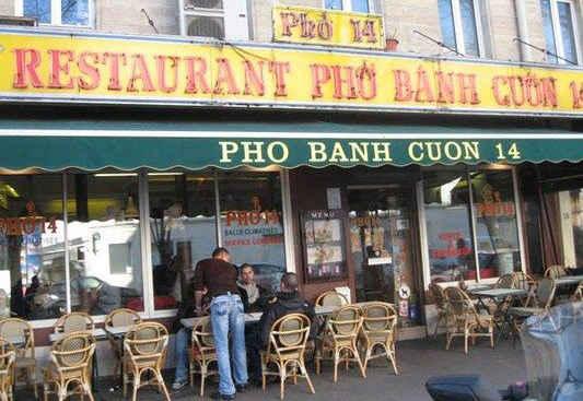 Restaurants paris france The Best