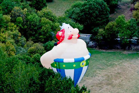obelix balloon