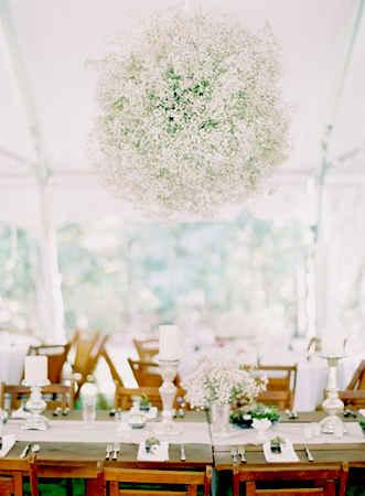 babysbreath wedding flowers