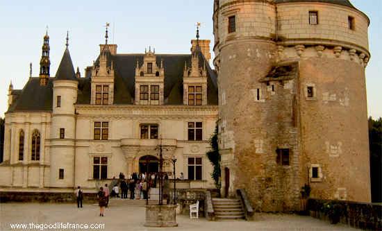 chateau chenonceau wine tasting