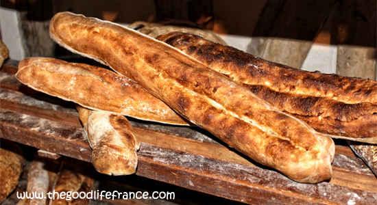 bread in france