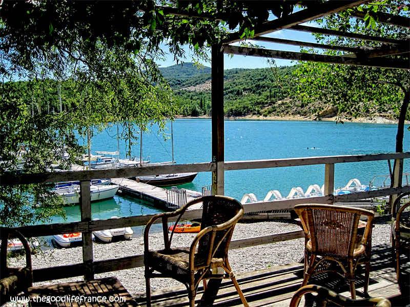 cotignac lake