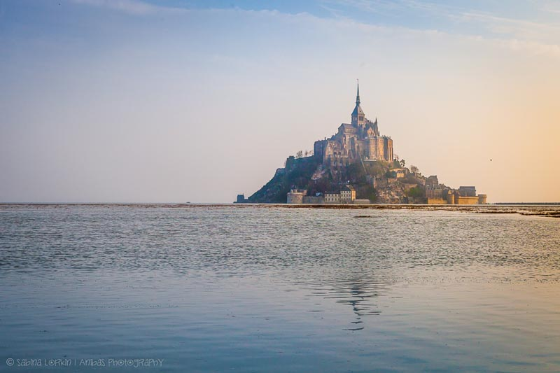 tides of the century mont st michel