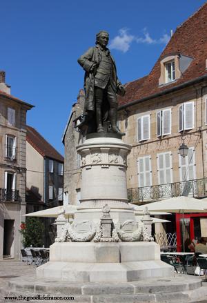 Langres Diderot