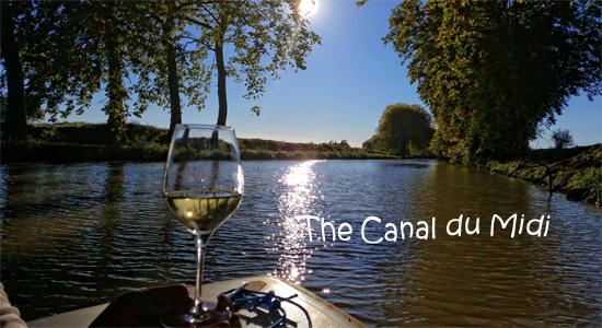 canal du midi saint chinian