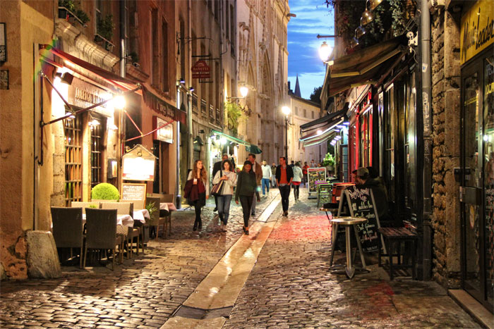 Lyon-most-romantic-places-in-france