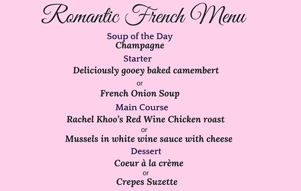 romantic-french-menu