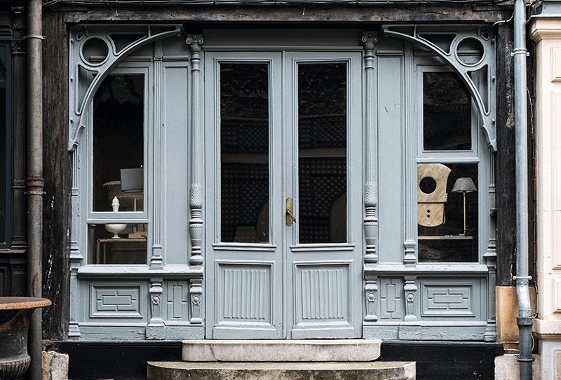 Exterior Maison Soubrier Paris