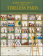 Book cover of Timeless Paris by Marin Montagut