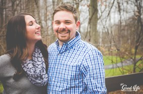 The Good Life Photography | Cleveland Area Engagement Photographer