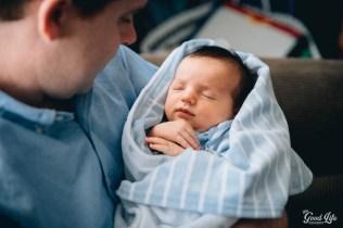 The Good Life Photography   Cleveland Area Photographer   Newborn-22