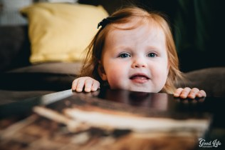 The Good Life Photography | Cleveland Area Photographer | Newborn-7