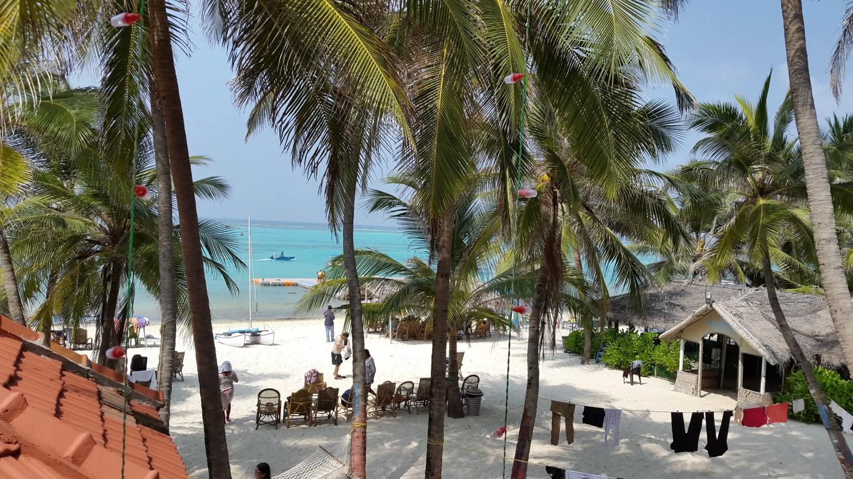 Kavaratti resort - How to plan your Lakshadweep trip