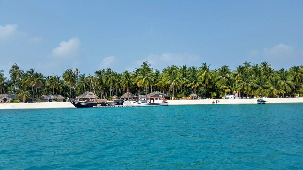 Bangaram island resort, Lakshadweep, India