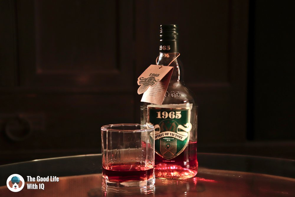 dark rum brands - 1965 spirit of victory