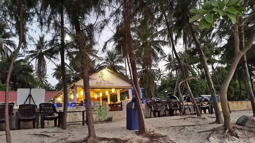 Kavaratti - Restaurant Cafe de Saina