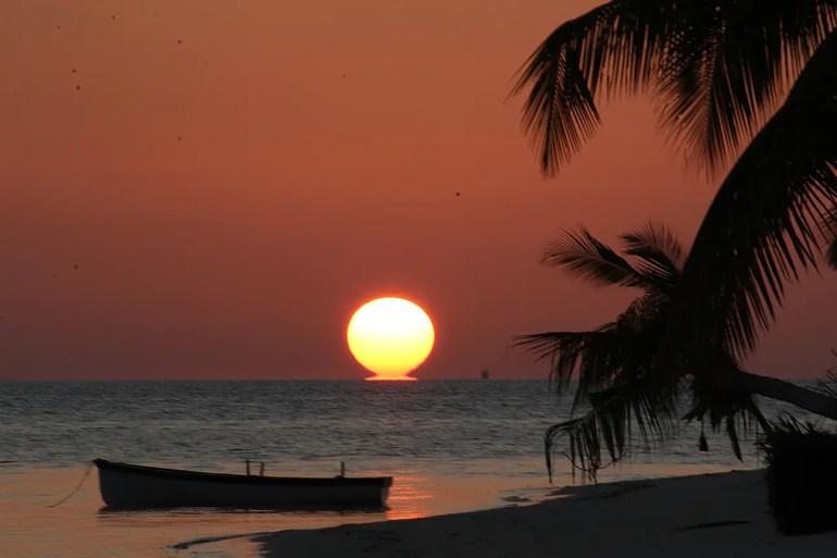 Sunset for blog