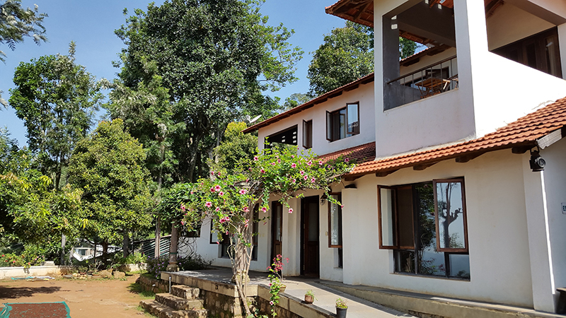 Estate house - O'Land plantation, Coonoor
