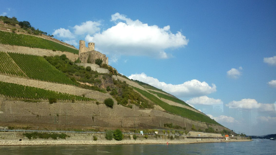 A road trip through Germany, and other ways to pass the time (Part 3): the Rhine valley