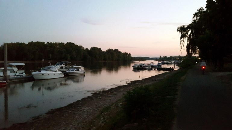 Rhine in the eveningA road trip through Germany, and other ways to pass the time (Part 3): the Rhine valley